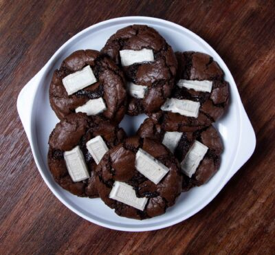 Chewys Cookies Crinkle Hersheys