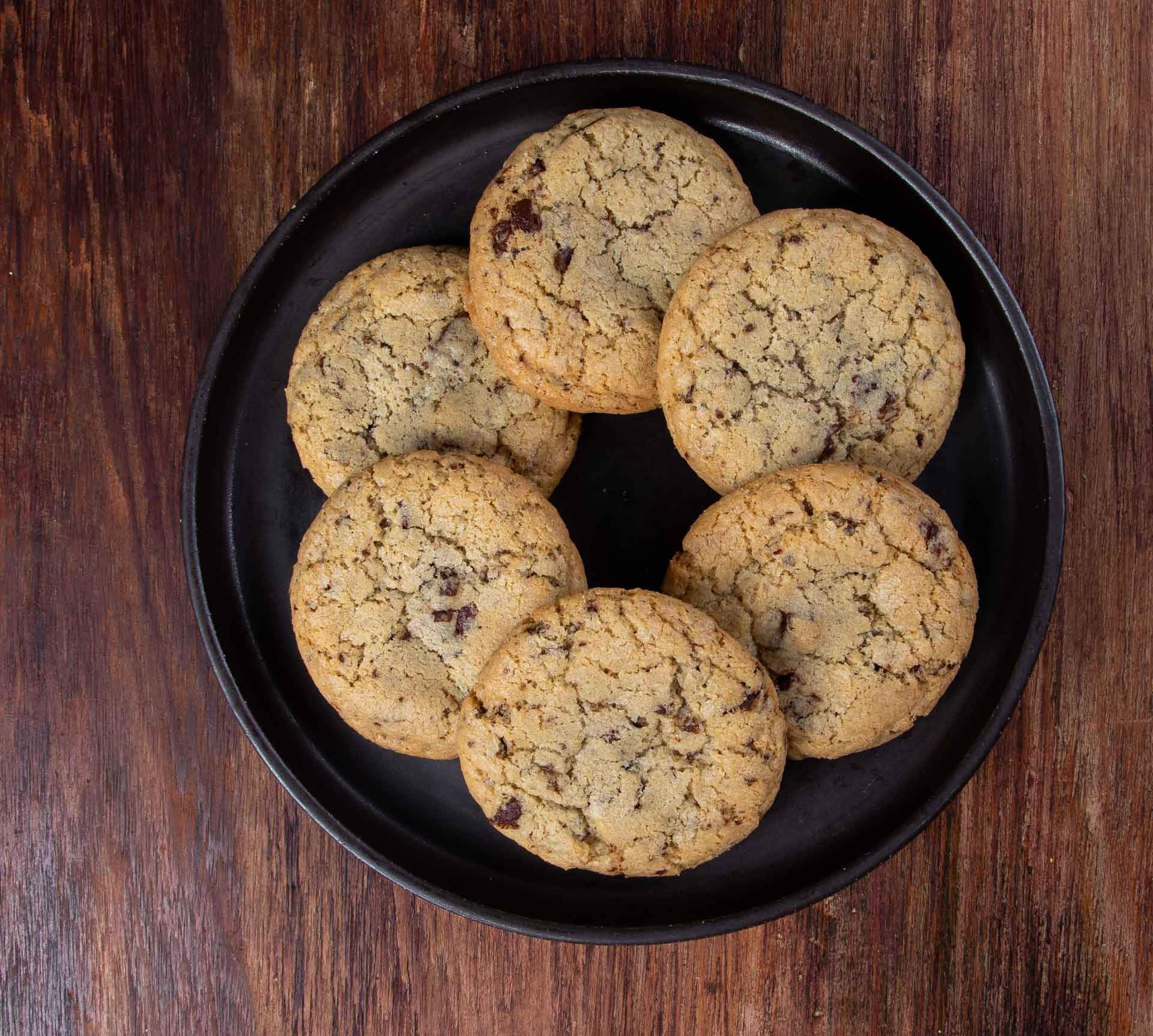 Chewy chocolate chips