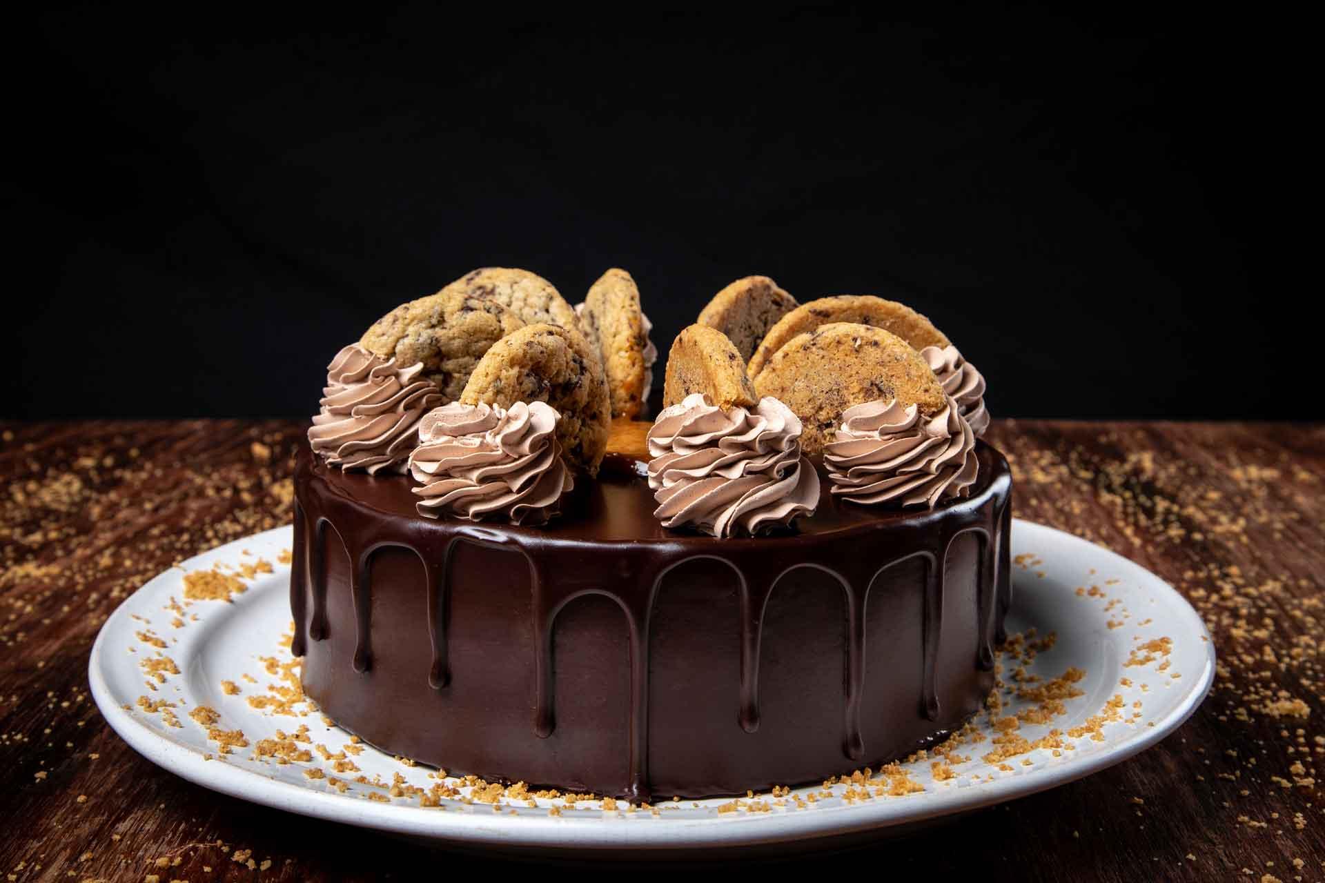 Torta Cookies and Brownie