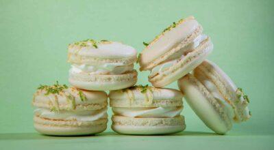 Macarons Lemon Pie