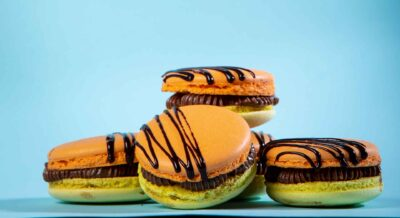 Macarons Victor Pastries