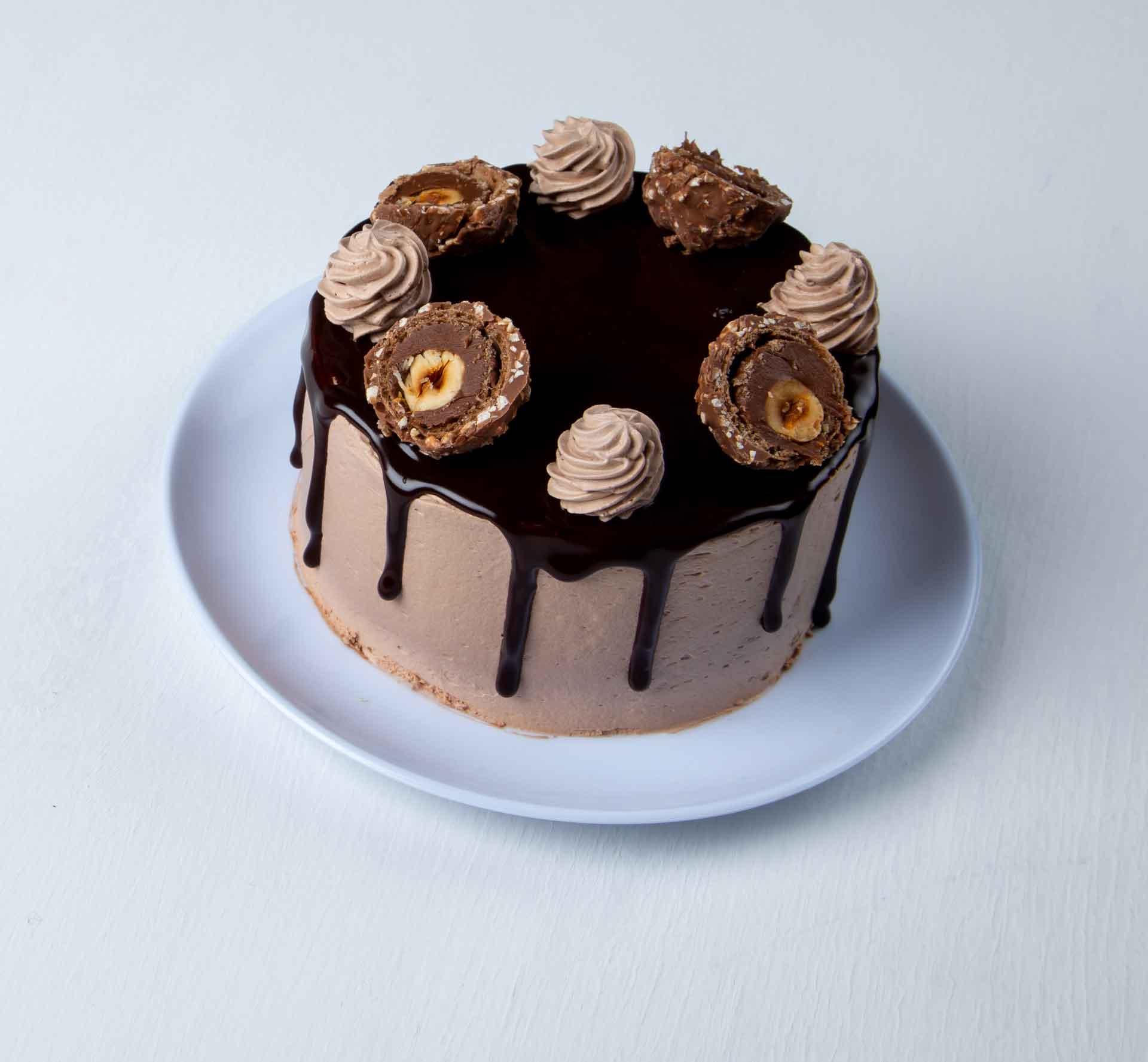 MiniCake Ferrero Roche