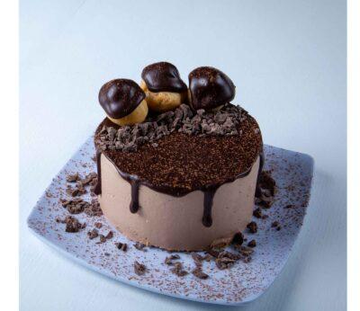 MiniCake Chocolate Paris