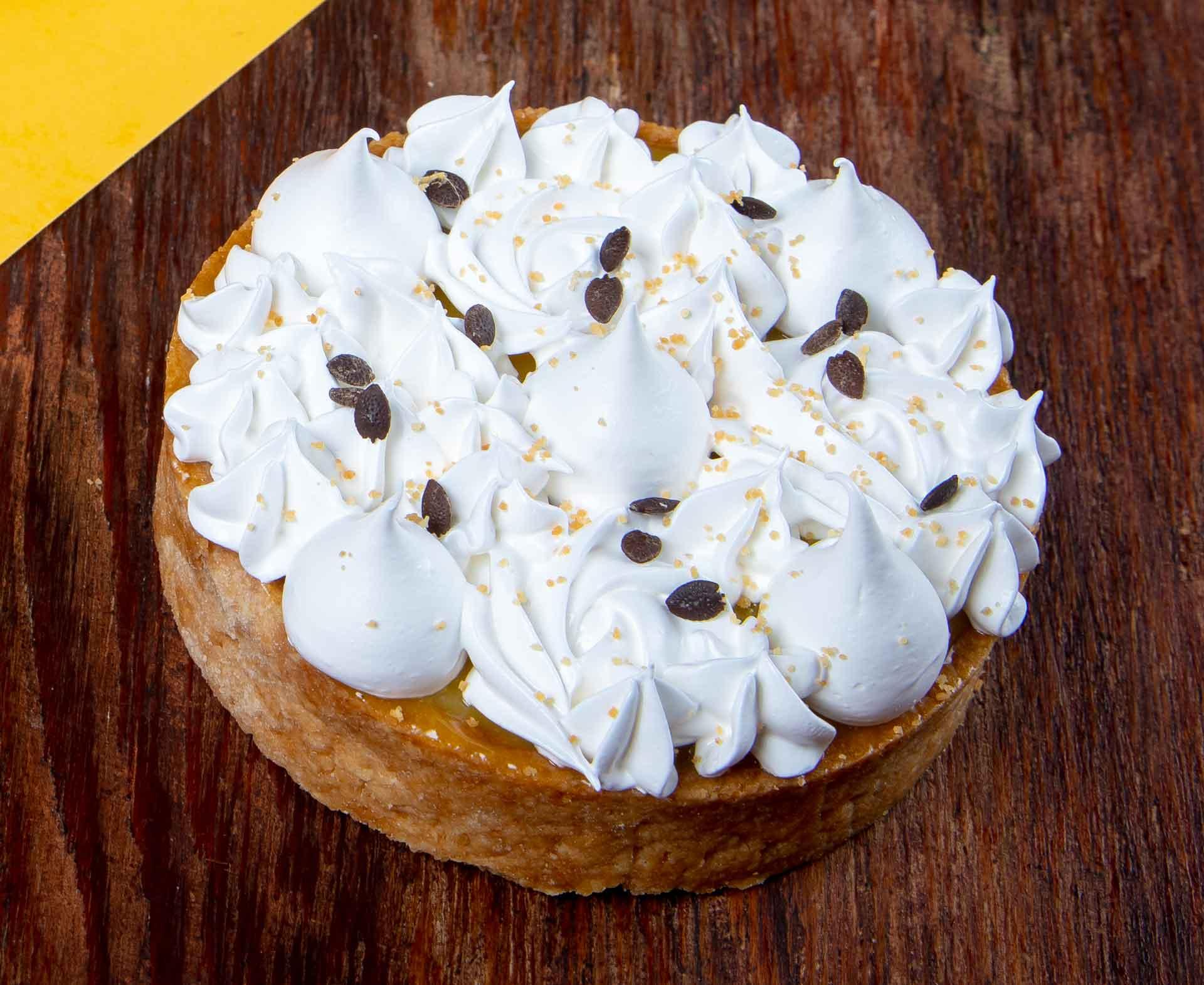 Pie Passion Fruit