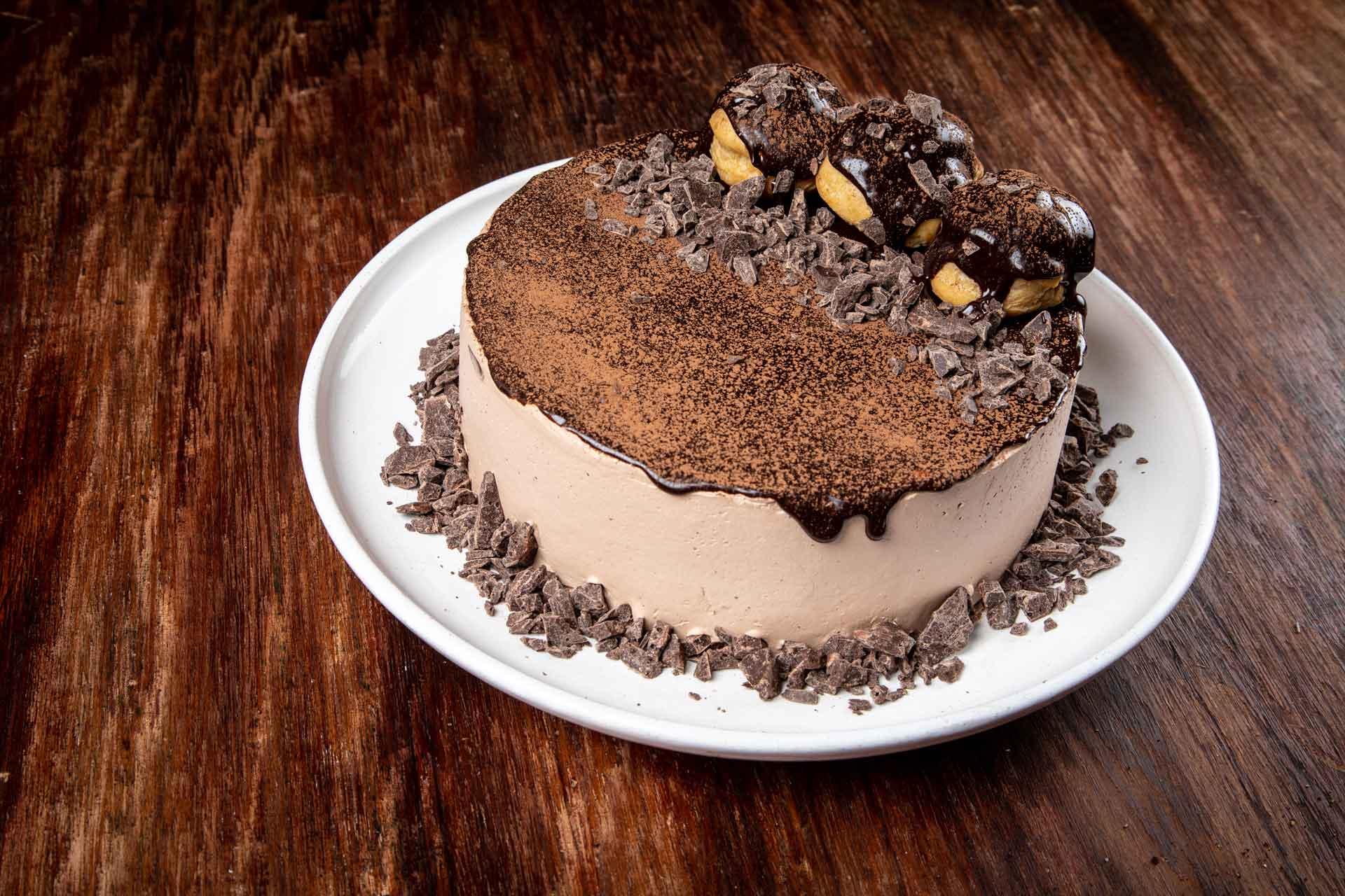 Torta Chocolate Paris