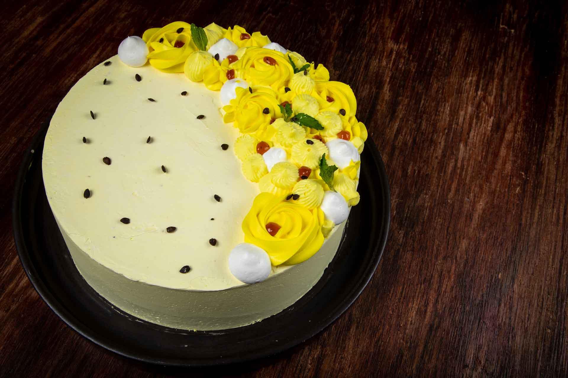 Torta Passion Fruit Mojito