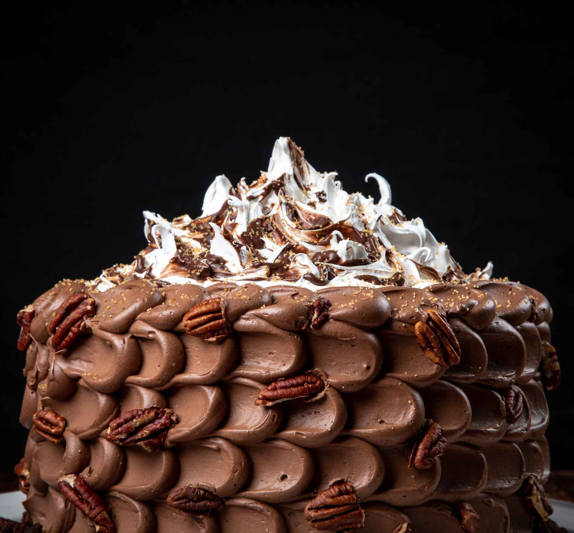 Vic Cake Fudge Chocolate
