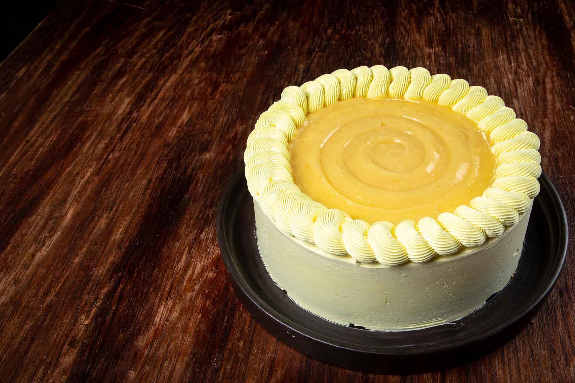 Torta Delicia Amazonica