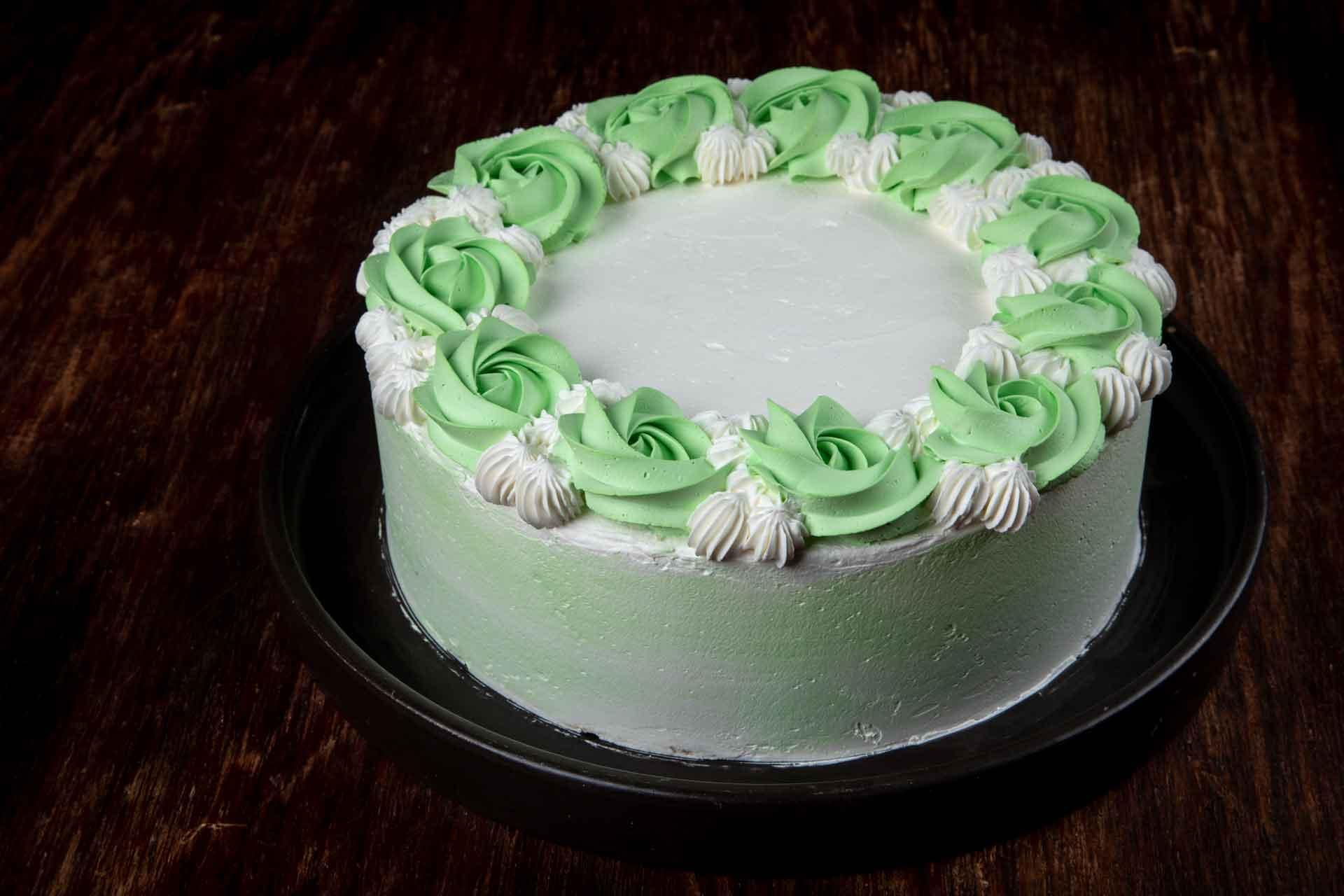 Torta Lemon & Coconut Cake